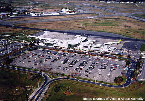 Victoria Airport Authority (VAA) was leased the airport in 1997 to operate the site for 60 years.
