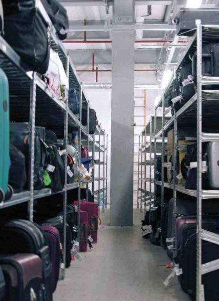 Excess Baggage Company - Airport Technology