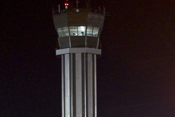 The air traffic control tower of Kazan International Airport. Image: courtesy of LuisJouJR.