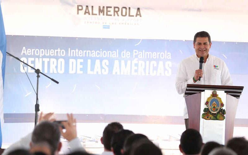 The Government of Honduras appointed EMCO Corporation as the construction contractor of Palmerola airport. Credit: Government of Republic of Honduras.