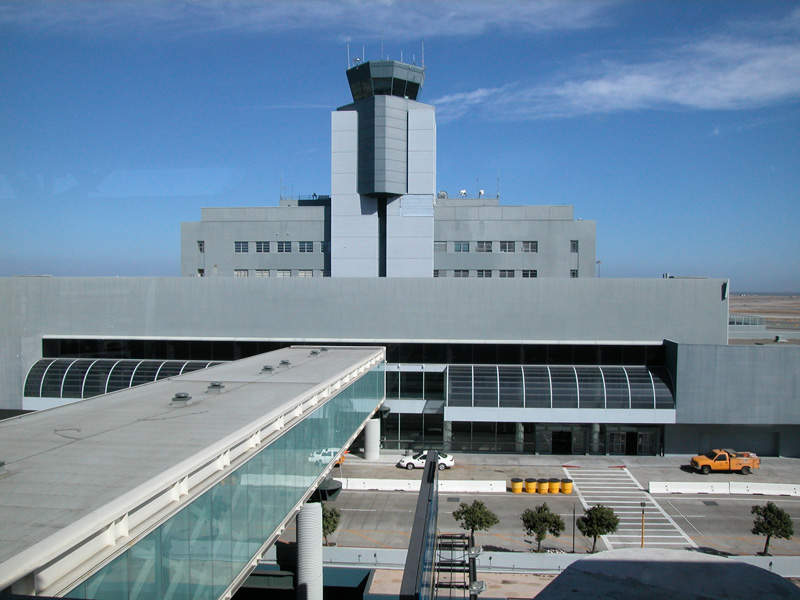 The renovation project will demolish the existing Terminal 1. Image courtesy of San Francisco International Airport.
