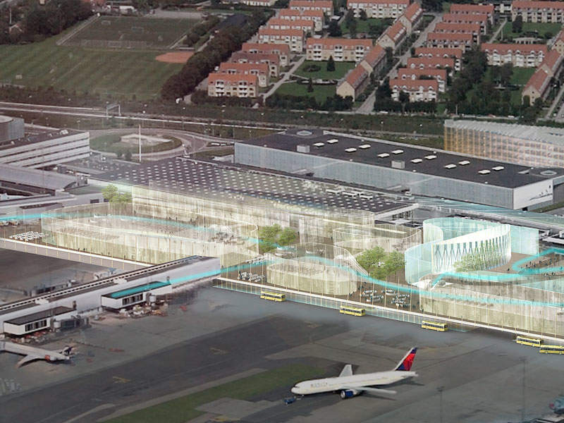 Local companies will be encouraged to establish relevant businesses near and around the airport. Image courtesy of Københavns Lufthavne A/S.