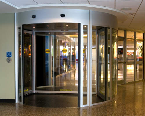 Make an enquiry & Door Control Services - Airport Technology