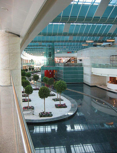 In 2009, Ankara Esenboğa International Airport won the 2009 Best Airport of Europe Award by Airport Council International Europe.
