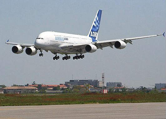 Following the expansion, the airport can accommodate larger aircraft such as A380.