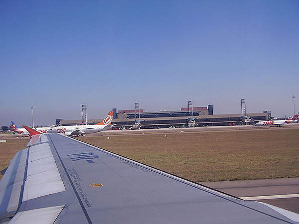 Runway and taxiway system expansion works began at the Afonso Pena International Airport in September 2011, in the run up to the 2014 FIFA World Cup.