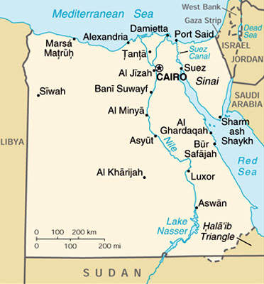 Cairo International Airport is perfectly positioned as a hub for Europe and the Middle East.