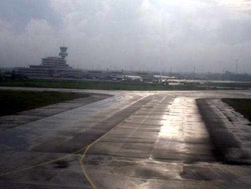 Passenger traffic at Murtala Muhammed International is expected to reach 4.5 million by 2007.
