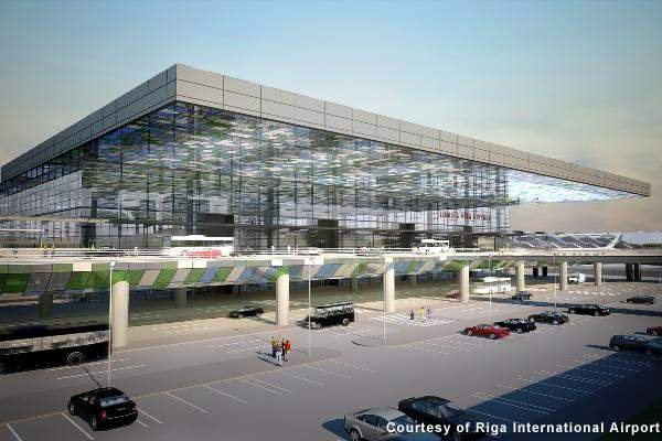 The expansion due to be completed will provide a range of integrated airport services.