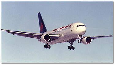 The runways at Ottawa International Airport.