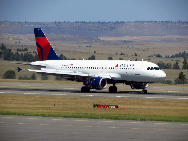 Billings Logan airport features three runways. Image courtesy of redlegsfan21.
