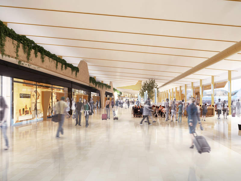 Gold Coast Airport Terminal Redevelopment