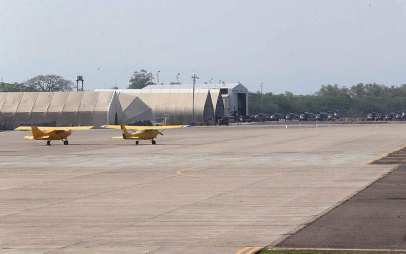 The new Palmerola airport will be constructed on the site of the existing Air Base in Palmerola. Credit: Government of Republic of Honduras.