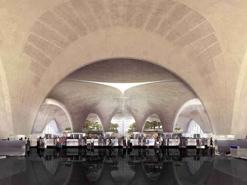 Kuwait International Airport New Terminal - Airport Technology