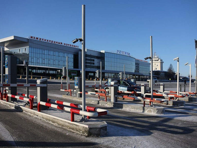 The expansion increased the terminal size by four times. Image courtesy of Government of the Tyumen Region.