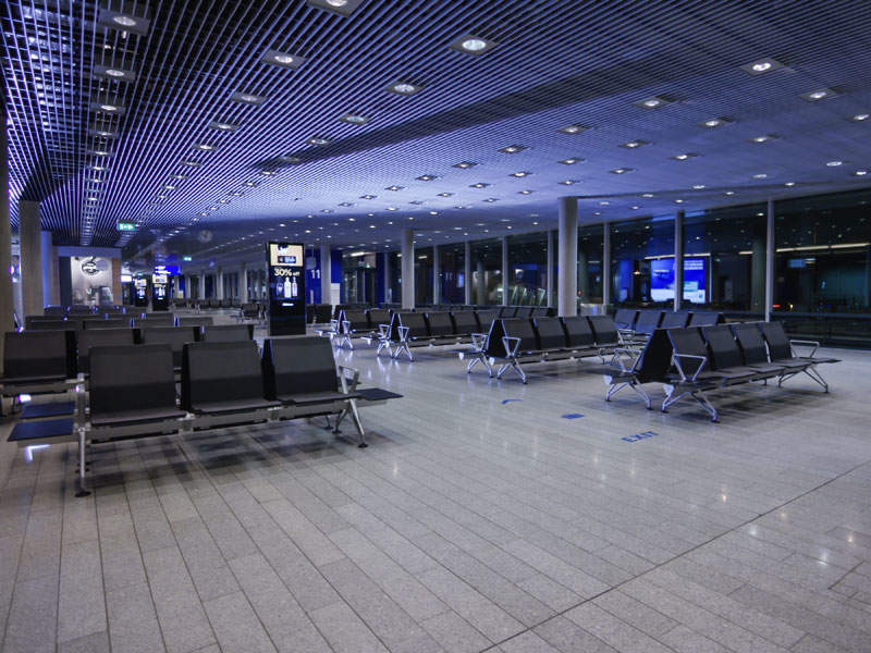 Terminal B added ten new gates to Luxembourg Airport. Image courtesy of FrameArt/lux-Airport.