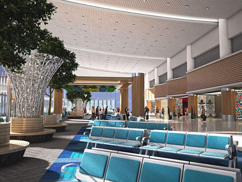 The Kertajati Airport is expected to commence operations in February 2018. Credit: West Java Tourism Promotion Board.