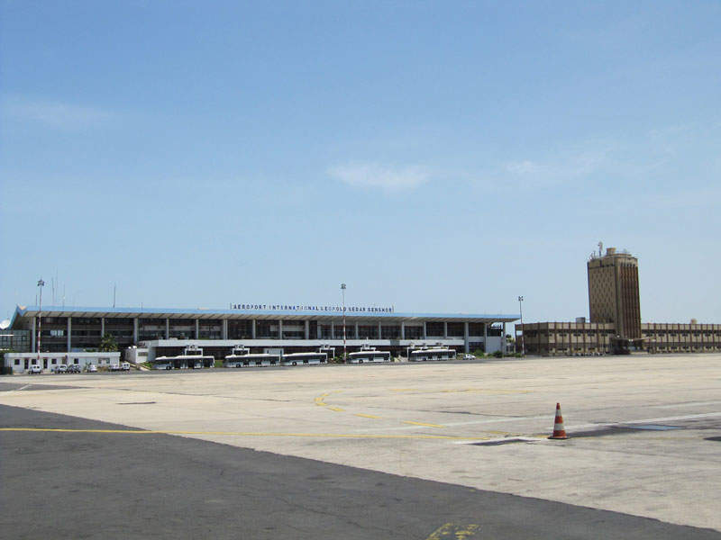 The existing Léopold Sédar Senghor International Airport has inadequate capacity to serve the region's growing domestic and international air traffic.