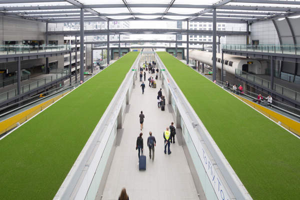 Gatwick Airport will invest £10m ($15m) for the renovation of arrival area inside the North terminal. Image courtesy of Gatwick Airport Limited.