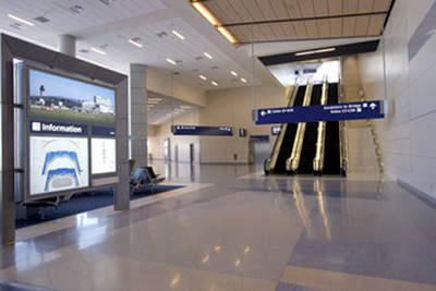 Carol naughton associates airport technology for Interior design firms fort worth tx