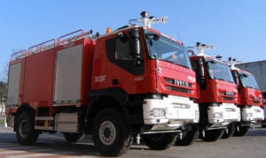 IVECO MAGIRUS - Airport Technology