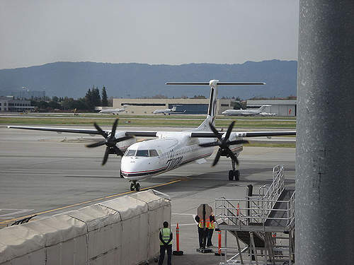 Mineta San José International Airport will be expected to handle over 17 million passengers a year by 2010.