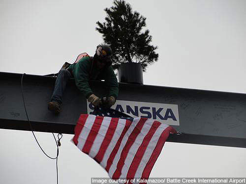 Skanska USA is the construction contractor for the new terminal.