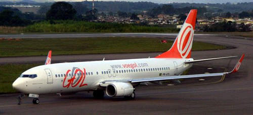 Boeing 737 is the largest aircraft that can be handled at the airport.