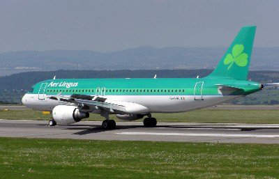 Aer Lingus runs many daily services from Bristol International Airport.