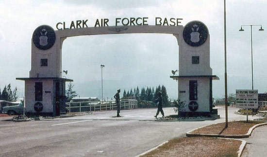 Clark (formerly Diosdado Macapagal) International Airport