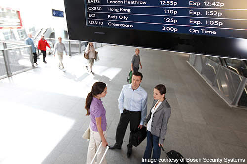 Safe Airports - Public Address and Voice Alarm Systems