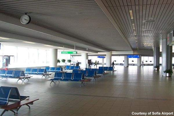 The new terminal has a number of passenger lounges.