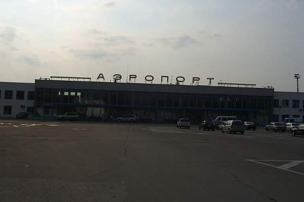 The airport is one of the oldest in Russia. Image courtesy of Morido.