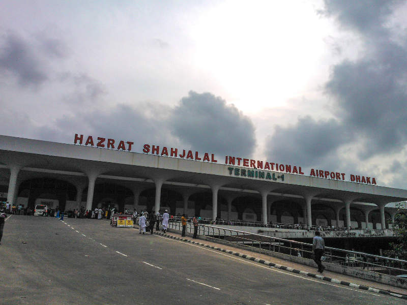 Shahjalal airport expansion