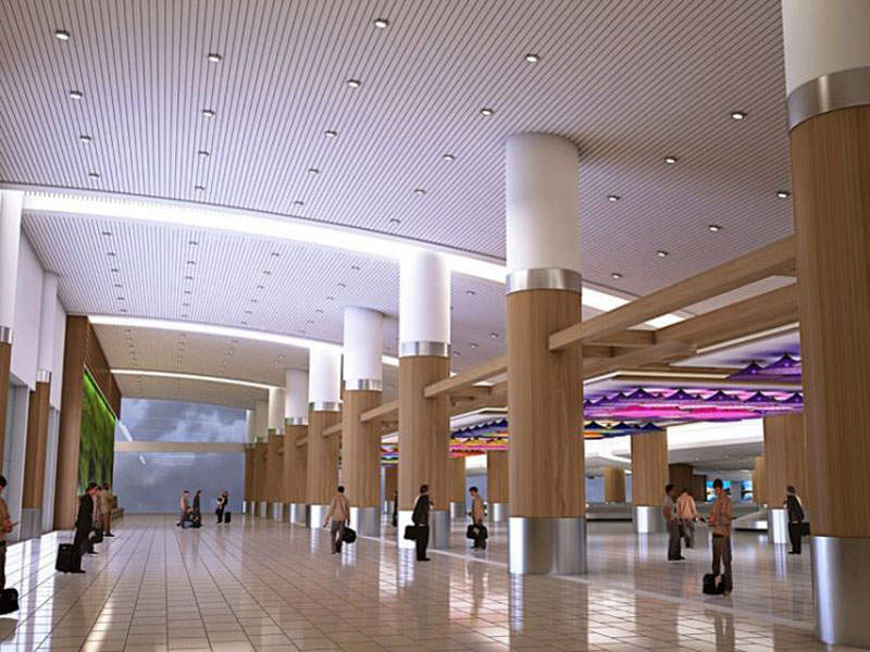 The airport will cater approximately five million passengers a year in the initial stage of operation. Credit: West Java Tourism Promotion Board.