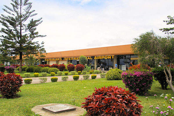 Kilimanjaro International Airport began operations in 1971. Image courtesy of Jonathan Gill.