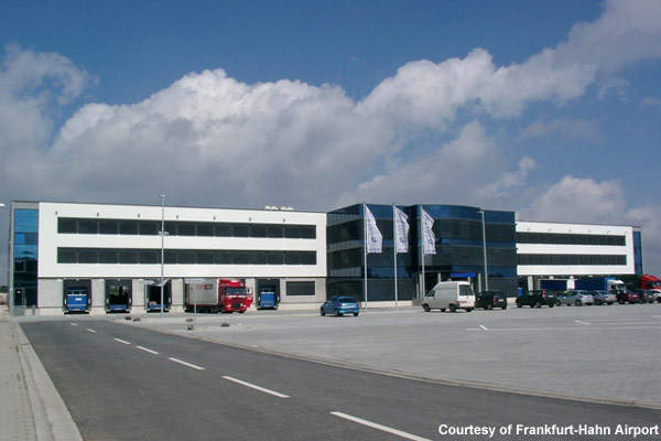 The cargo capacity at Frankfurt-Hahn Airport has been boosted by the establishment of several new cargo centres in the area.