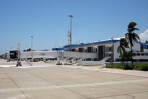 Acapulco International Airport is also known as Juan Álvarez International Airport. Image courtesy of Bill Schloman.