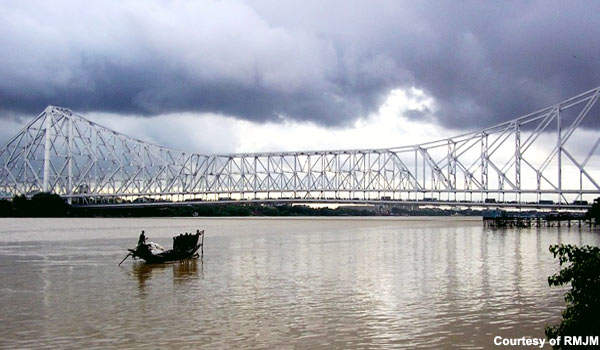 Kolkata is a modern city, which is at the centre of the Indian economy, and as such needs a signature airport. Credit: RMJM.