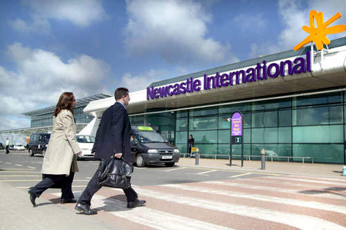In 2006 Newcastle International Airport was recognised as the fastest growing regional airport in the UK by Civil Aviation Authority figures.