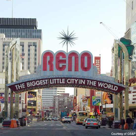 Reno is a burgeoning vibrant city and it needs the airport to promote business and tourism.