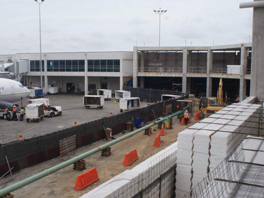 Tocumen International Airport also has one cargo terminal. Images courtesy of Aeropuerto Internacional de Tocumen.