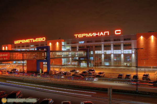 Terminal C has a passenger handling capacity of five million passengers a year. Image courtesy of Sheremetyevo International Airport.