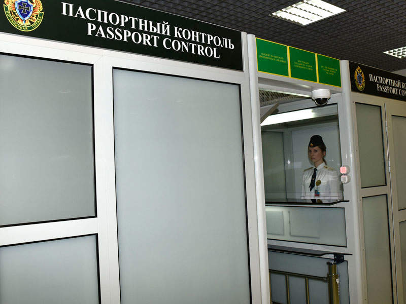 The terminal area following the redevelopment is 25,000m². Image courtesy of Government of the Tyumen Region.