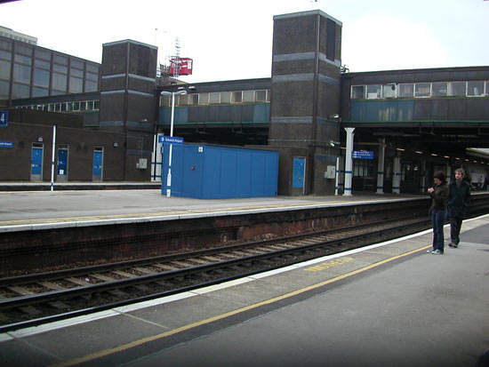 Gatwick Airport Railway Station, situated next to the South Terminal, provides links to Brighton, London Victoria and London Bridge stations.