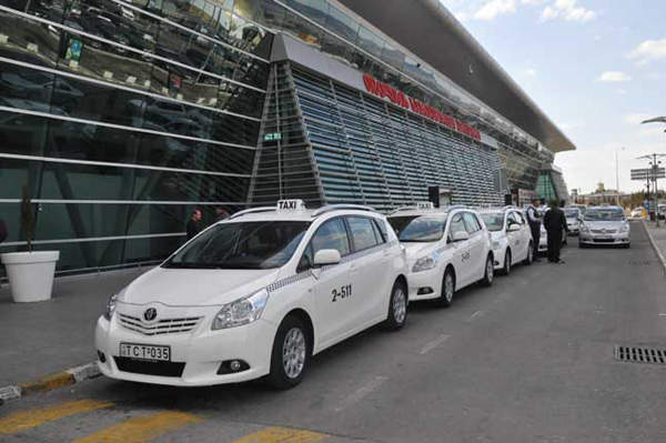 Tbilisi International Airport has a fleet of Toyota premium class taxis for providing transport to passengers travelling from the airport.