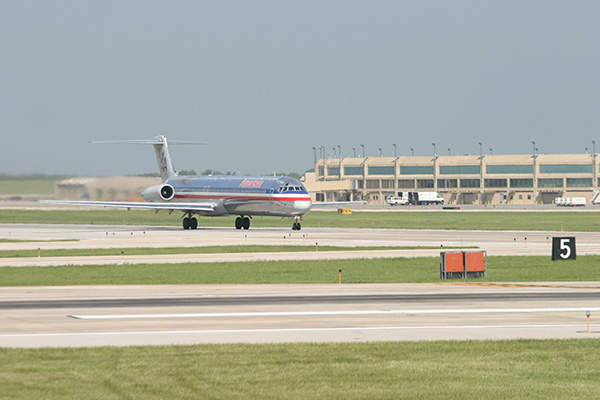 The first phase of a $3.5m Taxiway Improvement Project at Kansas City International Airport was started in October 2011.