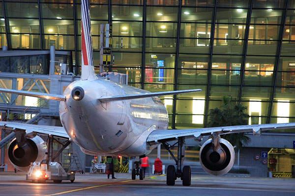 The airport handled 12 million passengers in 2015. Image courtesy of Aéroports de la Côte d'Azur.