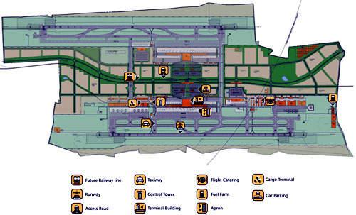 Rajiv Gandhi Hyderabad International Airport Andhra