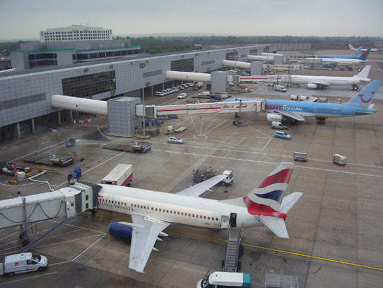 The last major expansion at Gatwick took place in 1979.